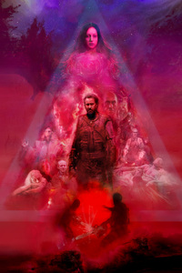 Mandy Movie 2018 10k