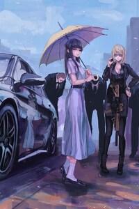 1440x2560 Manga Anime