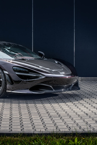 Manhart Carlex Design McLaren 2019 8k