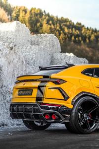Manhart Lamborghini Urus 800 2019 5k