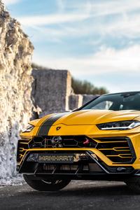 Manhart Lamborghini Urus 800 2019