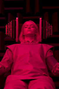 1440x2960 Maniac 2018 Tv Show Emma Stone Julia Garner 5k