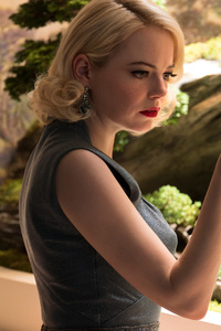1440x2960 Maniac Emma Stone Netflix Tv Series