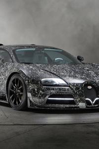 Mansory Bugatti Veyron Vivere Diamond Edition 2018
