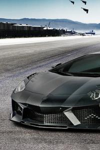 Mansory Lamborghini Aventador LP700 4