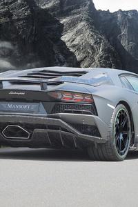 Mansory Lamborghini Aventador S 2018
