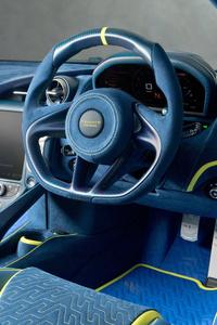 Mansory McLaren 720S Interior
