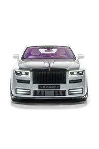 1080x1920 Mansory Rolls Royce Ghost 2021 8k
