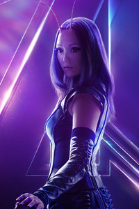 Mantis In Avengers Infinity War New Poster