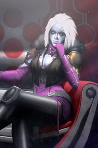 Mara Sov In Destiny 2