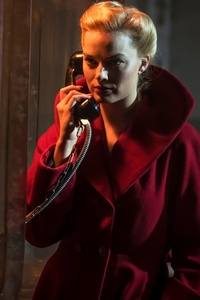 Margot Robbie As Annie In Terminal