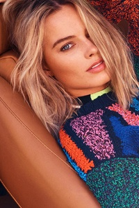 Margot Robbie Elle Magazine 2018 Photoshoot