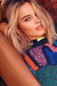 Margot Robbie Elle Magazine 2018 Photoshoot