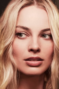 Margot Robbie Famous Celebrity 4k