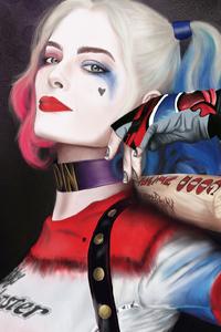 Margot Robbie Harley