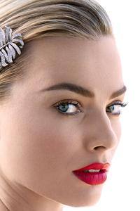 Margot Robbie Harper Bazaar