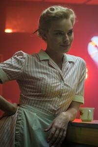 Margot Robbie In Terminal Movie
