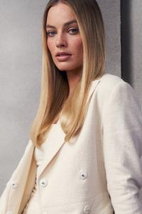 640x1136 Margot Robbie Tribeca Film Festival Photoshoot