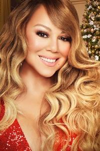 320x568 Mariah Carey Magical Christmas Special 2020