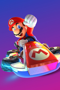 320x568 Mario Kart 8 Deluxe Nintendo Switch Game