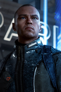 Markus Detroit Become Human 4k