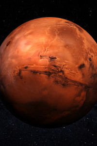 240x400 Mars 4k