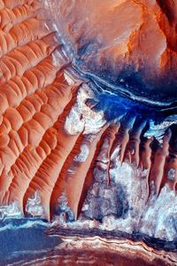 Mars Desert Satellite 8k