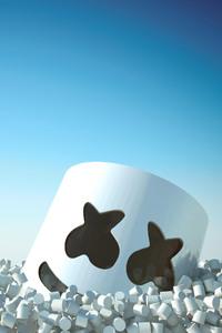 640x960 Marshmello 4k