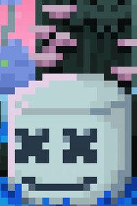 Marshmello 8 Bit