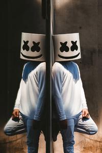 1242x2688 Marshmello DJ 2016