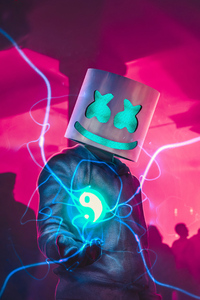 Marshmello 1125x2436 Resolution Wallpapers Iphone Xs Iphone 10 Iphone X