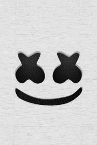 1440x2560 Marshmello Logo 2020 4k