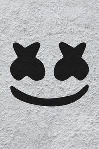Marshmello Logo 4k