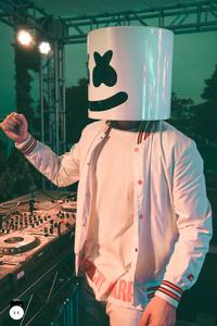 Marshmello Music Producer 4k