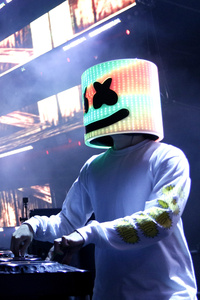 Marshmello Music Usa 4k
