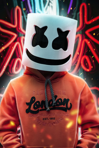 Marshmello 1080x1920 Resolution Wallpapers Iphone 7 6s 6 Plus Pixel Xl One Plus 3 3t 5
