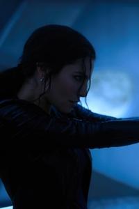 Martha Higareda As Kristin Ortega In Altered Carbon