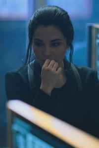 Martha Higareda As Kristin Ortega On Altered Carbon