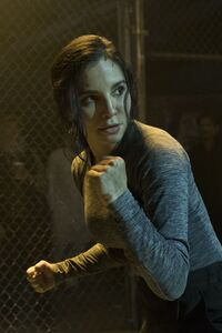 Martha Higareda In Altered Carbon