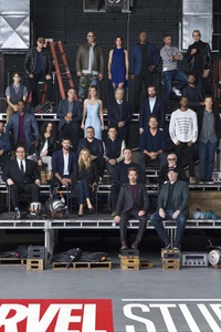320x568 Marvel 10 Year Anniversary Class Photo