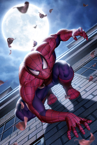 Marvel Amazing Spiderman