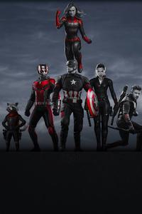 1440x2560 Marvel Avengers 5k