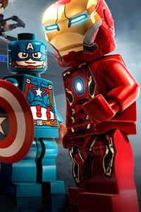 Marvel Avengers Lego