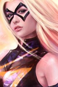 Marvel Beautiful Girl