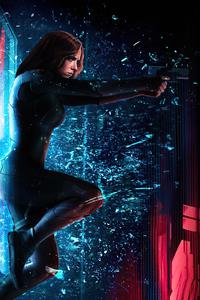 Marvel Black Widow 2020 4k