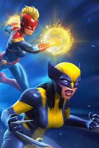360x640 Marvel Contest Of Champions 2020 4k
