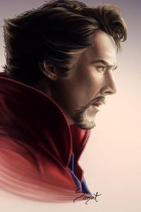Marvel Doctor Strange Artworks