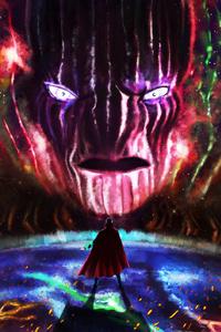 Marvel Doctor Strange Digital Art