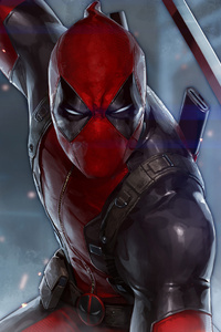 Marvel Future Fight Deadpool