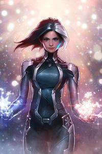 Marvel Future Fight Luna Snow